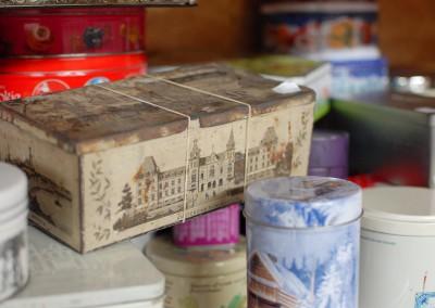 Verzamel-items